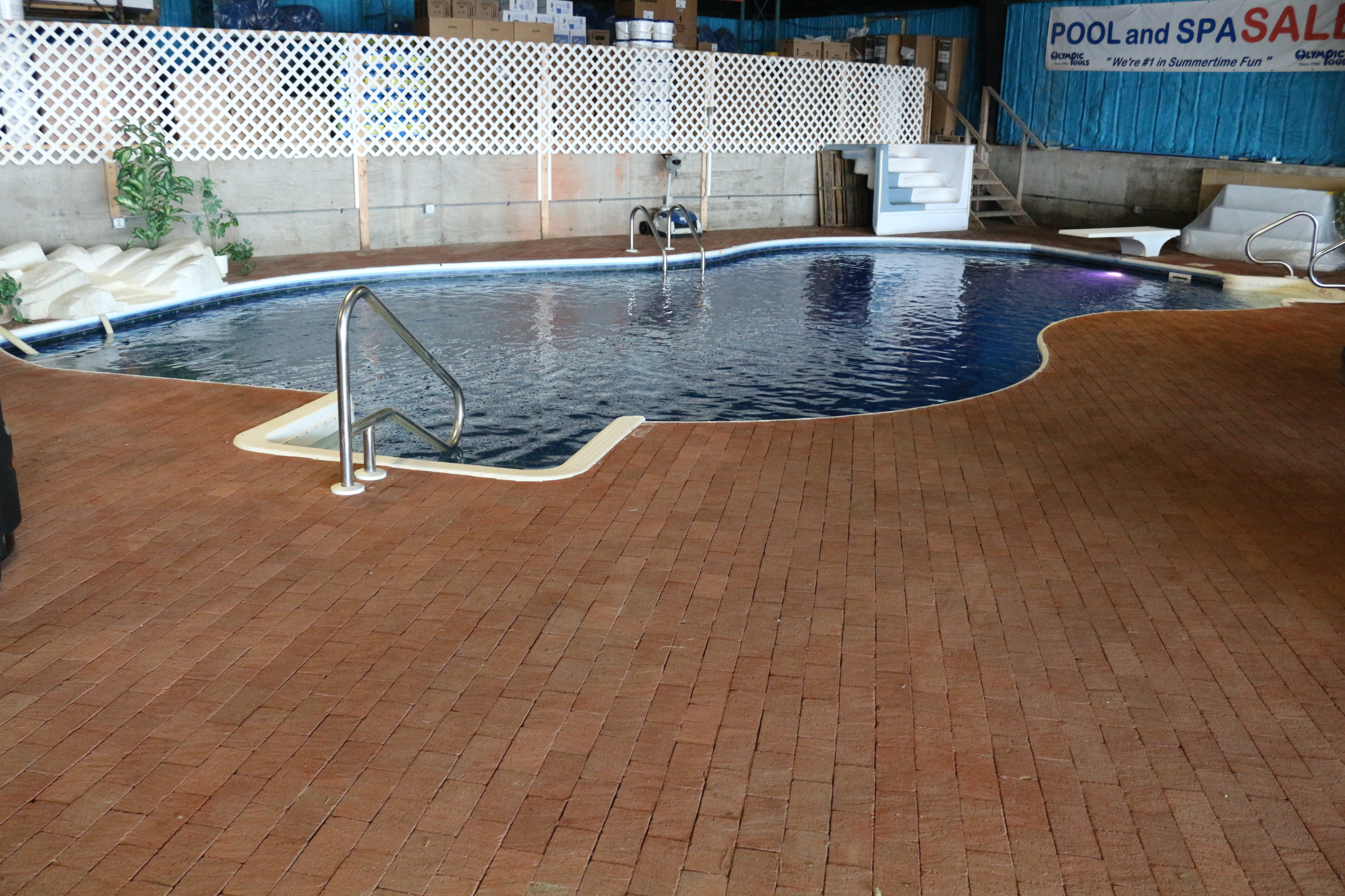 Retail S Olympic Pools
